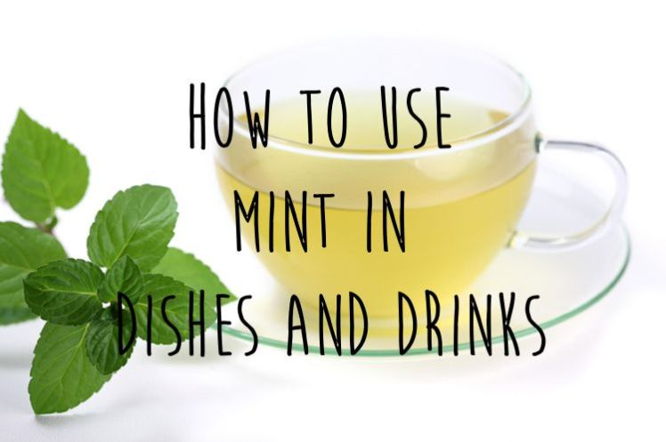 How to use mint